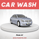 Car Wash Promo - VideoHive Item for Sale