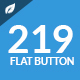 219 Modern Flat Buttons - GraphicRiver Item for Sale