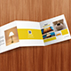 Square Tri- Fold Product Brochure - GraphicRiver Item for Sale