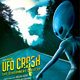 UFO Crash - Aliens Flyer Template - GraphicRiver Item for Sale