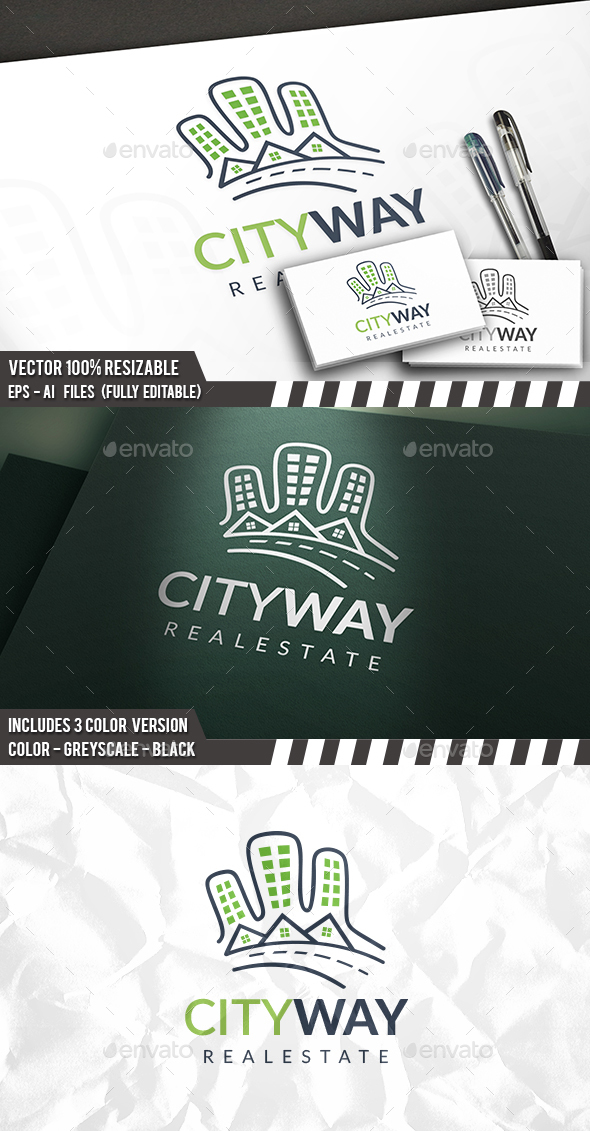 City Way Logo