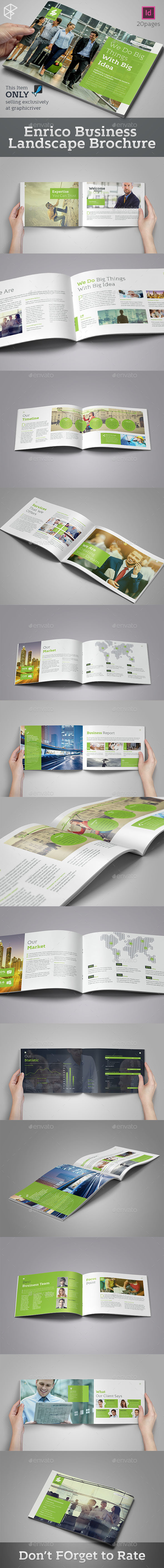 Enrico Business Landscape Brochure