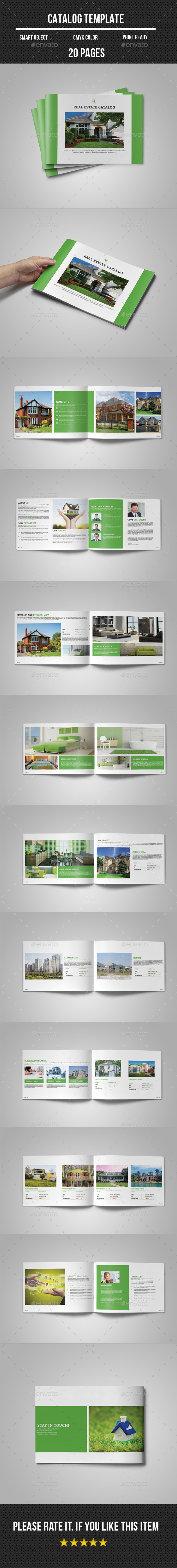 Real Estate Catalog - Catalogs Brochures
