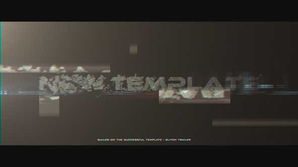 Glitch Trailer 2