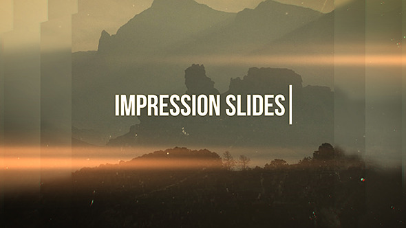 Impression Slides