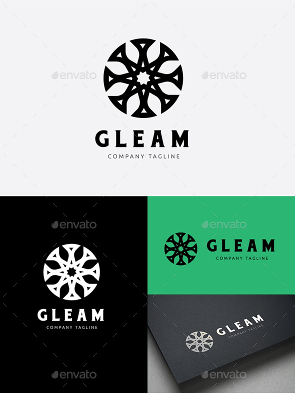 Gleam Boutique Brand logo