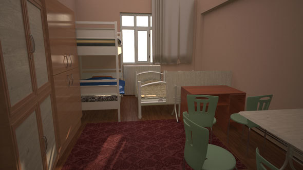Destan_Interior_0003 - 3DOcean Item for Sale