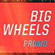 Big Wheels Promo - VideoHive Item for Sale