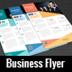 Corporate Business Flyer PSD & Illustrator Version - GraphicRiver Item for Sale