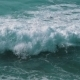 Ocean Waves Breaking On Shore - VideoHive Item for Sale