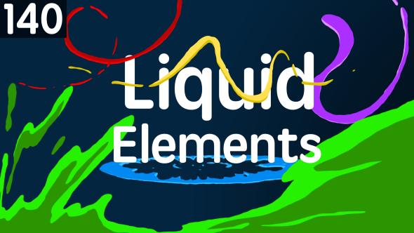 140 Liquid Elements