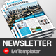 Company Newsletter - GraphicRiver Item for Sale