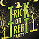 Trick or Treat Party Flyer - GraphicRiver Item for Sale