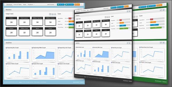 Free Download NeueAdmin II - Marketing Dashboard Nulled Latest Version