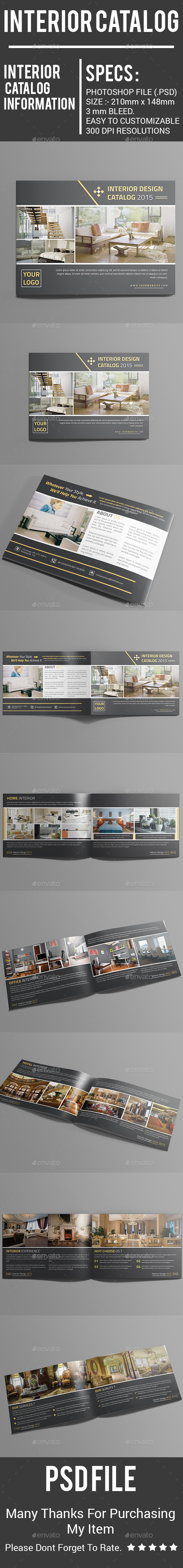 Interior Catalog - Catalogs Brochures