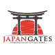 Japan Gate Logo Template - GraphicRiver Item for Sale