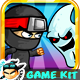 Jack Ninja - Ghost Hunter  Platformer Game Kits - GraphicRiver Item for Sale