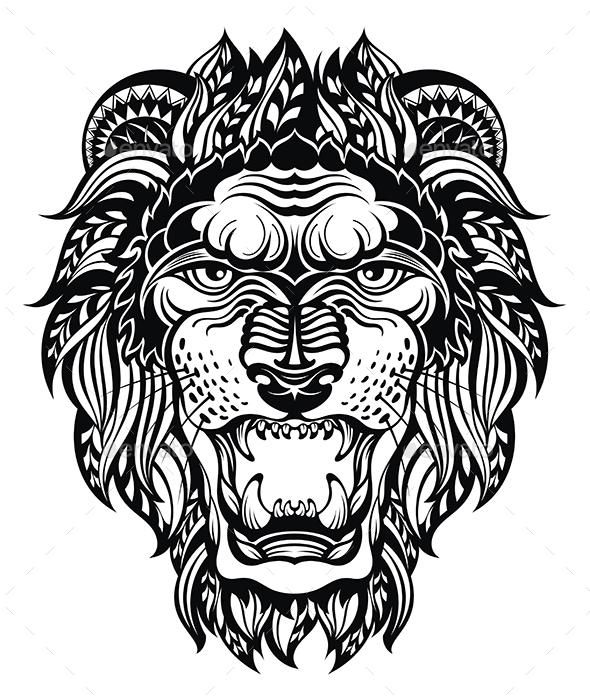 Leo - Animals Characters