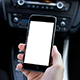 iPhone 6 Mockups - 5 PSD Files - Car Edition - GraphicRiver Item for Sale