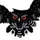 Black Owl - GraphicRiver Item for Sale