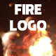 Elegant Fire Logo (No Plugin) - VideoHive Item for Sale