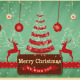 Retro Christmas Postcard - VideoHive Item for Sale
