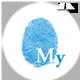 Businesscard Fingerprint - GraphicRiver Item for Sale