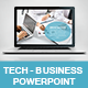 Tech - Business Powerpoint Presentation - GraphicRiver Item for Sale