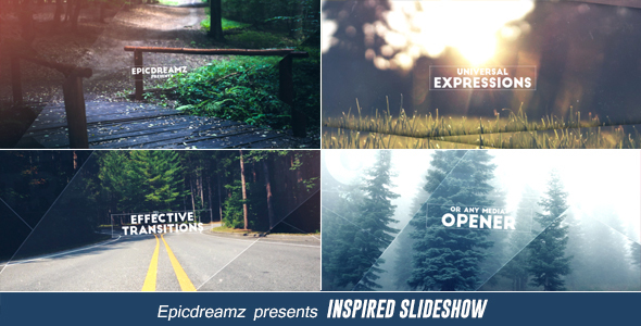 Inspired Slideshow