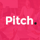 Pitch - A Theme for Freelancers and Agencies Nulled