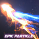 Epic Particle Reveal - Apple Motion - VideoHive Item for Sale