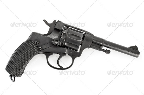 Revolver - Stock Photo - Images