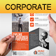 Multipurpose Corporate Flyer 62 - GraphicRiver Item for Sale