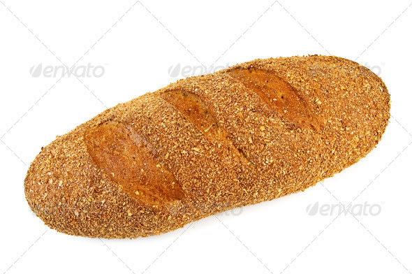 Rye bread loaf - Stock Photo - Images