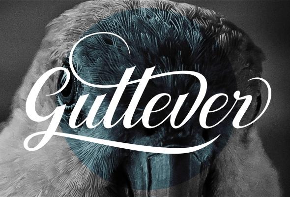 Gullever Font - Script Fonts