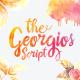 The Georgios Font - GraphicRiver Item for Sale