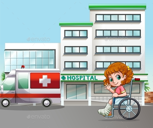Hospital - People Characters