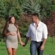 Woman And Her Husband In The Park - VideoHive Item for Sale