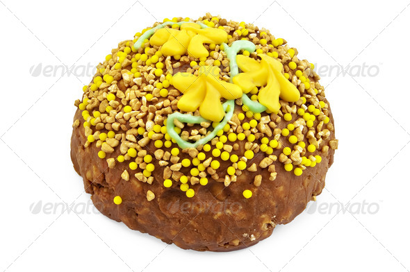 Sand Cake - Stock Photo - Images