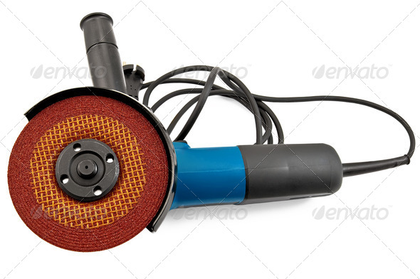 Sander power tools - Stock Photo - Images