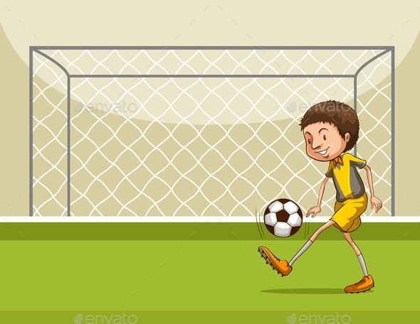 Football - People Characters