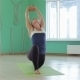 Young Attractive Girls Do Yoga - VideoHive Item for Sale