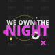 Own The Night - VideoHive Item for Sale