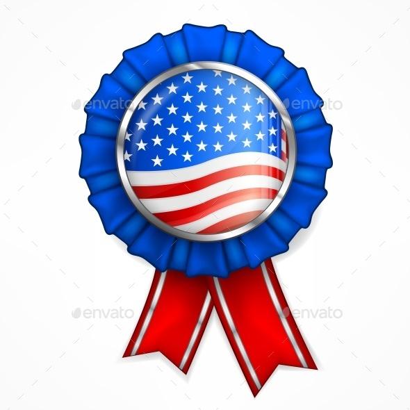 American Award Ribbon