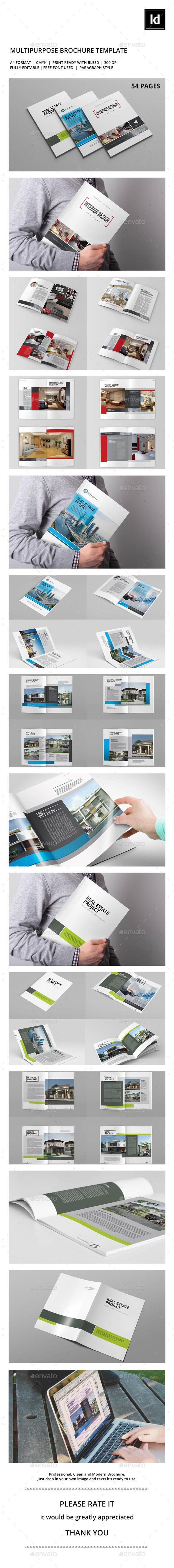 Brochure Bundle V.1 - Catalogs Brochures