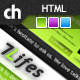 7Lifes - Modern and Professional HTML/CSS Template - ThemeForest Item for Sale