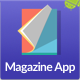 Magazine App for Android - CodeCanyon Item for Sale
