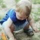 Baby On Picnic - VideoHive Item for Sale