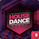 House Dance Party Flyer - GraphicRiver Item for Sale