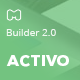 Activo - Email Templates Set with Online Builder Nulled